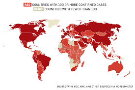 France continues to wrestle with a rise in coronavirus infections as the uk mulls whether to add the country to its quarantine list. Coronavirus Map Daily Updates On The Toll Of The Covid 19 Pandemic