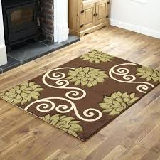 green runner rug fl brown green runner rug forest green runner rug
