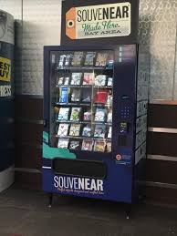 Jewelry Vending Machine Best Oakland Int'l Airport Gets A Souvenir Vending Machine Stuck At The