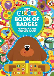 Wh Smith Paperback Chart Hey Duggee Book Of Badges Reward Chart Sticker Book
