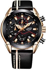 <b>LIGE Men's Watches</b> Online: Buy <b>LIGE Men's Watches</b> at <b>Best</b> Prices ...