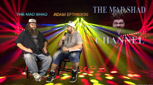 Interview with MAD SHAD - Host Adam Efthimiou - YouTube