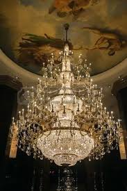 spherical chandelier