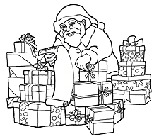 Small Picture Christmas Coloring Pages Printable Holiday Coloring Pages from