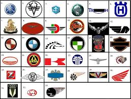 motorcycle pany logos and names