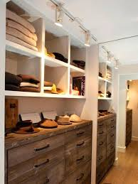 closet lighting. Track Lighting In Closet Bedroom Wardrobe Spot Light Clothes Brown Wooden .