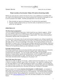 Steps To Writing A Resume Download How Write Cv New Format In Step