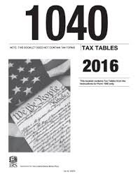 1040 tax table form fill out and sign