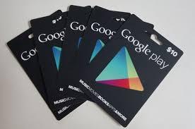 free google play gift cards no survey 2019