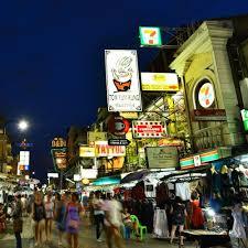 6AM In Bangkok by Adam Freindlich