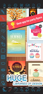 Apple Flyer Templates Apple Flyer Templates Party Flyer Creator On The App Store Rc Flyers