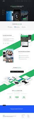 best landing page psd templates designmaz landr app landing page psd template