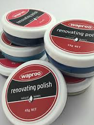 Waproo Colour Chart Details About Waproo Renovating Shoe Polish 45g All Colours Available