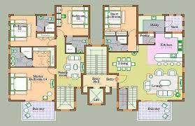 Attractive 4 Bedroom Luxury Apartments