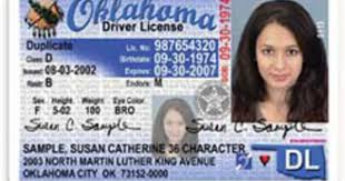 About State-issued Id Documents And Identification Questions Real Answers Oklahoma