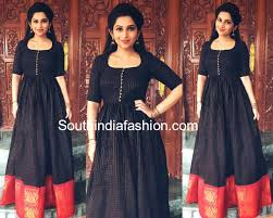 Nakshatra Designer Wear Nakshatra Nagesh In Krithika Kannan Anarkali Dresses