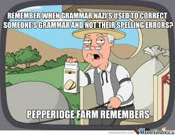 Poor Spelling And Grammar Memes. Best Collection of Funny Poor ... via Relatably.com