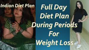 Periods Diet Chart Full Day Periods Diet Plan For Extreme Fat Loss Indian Diet Plan Sarita Malik