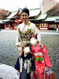 七五三のお祝い イメージコンサルタント吉原珠央の美的