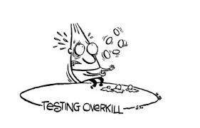 Image result for testing cartoon
