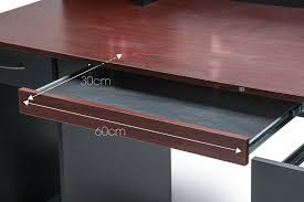 home office work table. Modern Contemporary Home Office Work Computer Table Desk U0026 Hutch Drawer Storage O