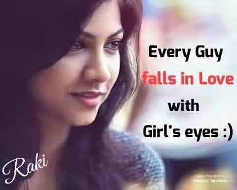 beautiful eyes shayari in english