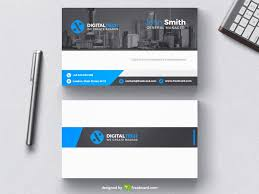 tech business card tech business card template freebcard