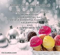 Xmas Birthday Free English Ecards Greeting Cards 123 Greetings