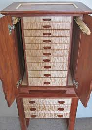 furniture nice full length qvc jewelry armoire safekeeper mirrored jewelry cabinet