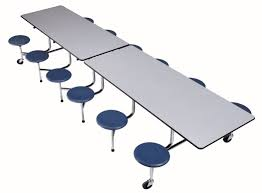 school rectangle table. Longo Schools 2011 November Rectangle Cafeteria Table With S School
