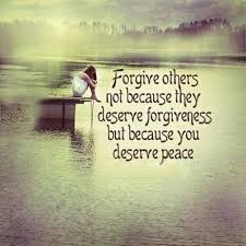 Quotes On Forgiveness Fascinating Forgiveness Quotes Forgive Others Not Because They Deserve