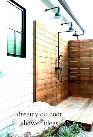 s outdoor swimming pool shower ideas swimmg