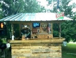 diy pallet patio bar. Pallet Outdoor Bar Made Out Of Pallets From . Diy Patio