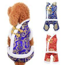 Chinese Dog Clothes for sale   eBay