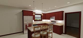 Recessed Lighting In Kitchen New Kitchen Recessed Lighting Layout Electrician Talk