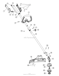 Leaf blower parts diagram on nissan engine tb