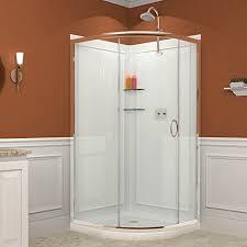 Corner Shower Stall Kits Amazon Com Within Units Designs 6