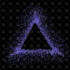 cool purple and black backgrounds. Delighful Purple Purple Triangle Frame Isolated On A Black Background Vector Image U2013  Artwork Of Backgrounds Click To Zoom Intended Cool And Black Backgrounds