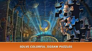 La fiecare nivel, va trebui să rezolvați un puzzle foto: Hiddenverse Witch S Tales Hidden Object Puzzles For Android Apk Download