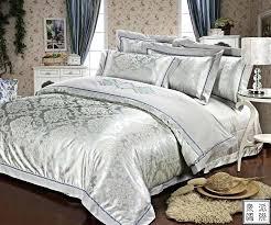 white and silver bedding sets silver bedspreads and comforter sets art bedroom design elegant silver white