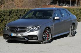 2014 Mercedes-Benz E63 AMG: First Drive Photo Gallery - Autoblog