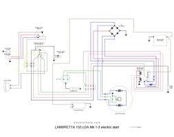 lambretta ld 125 wiring diagram wiring diagrams lambretta wiring diagrams electrical