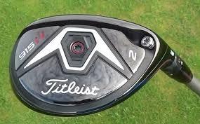 Titleist 915 Surefit Chart Titleist 915h Hybrid Review Golfalot