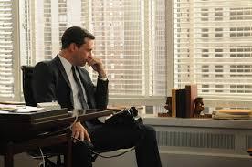 don draper office. Inspiration: Staying Fresh In The Office \u2013 Don Draper Style   Ultra Swank