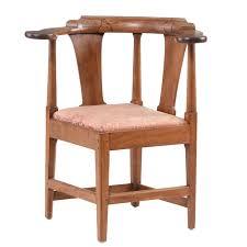 wonderful roundabout chair antique ebth