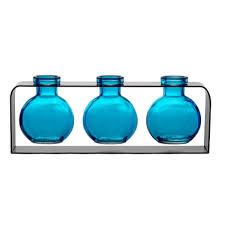 Modern Glass Vases Amazoncom Small Flower Vases Glass Bud Vases Contemporary