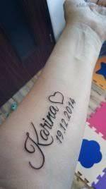 Tetovani Jména Na Ruku
