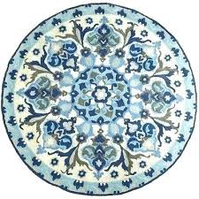 navy blue round rug rugs fl bath dark uniq navy blue round rug