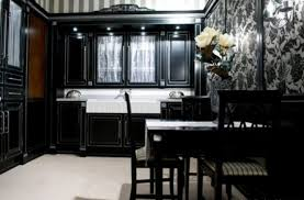 Yellow And Black Kitchen Decor Kitchen Big Pendant Lamps Combined With Black Kitchen Also