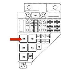 land rover blower relay location questions & answers (with P38 Fuse Box location of the fuel pump relay for p38 1998 range rover p38 range rover fuse box